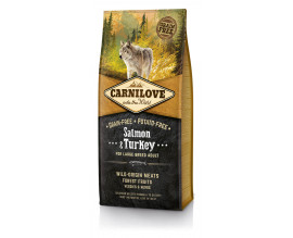 Сухой корм для собак Carnilove Salmon and Turkey Large Breed