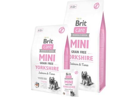 Сухой корм для Йорков Brit Care GF Mini Yorkshire
