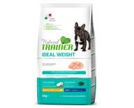 Сухой корм для собак Natural Trainer Super Premium Weight Care Small and Toy Adult
