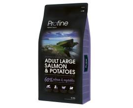 Сухой корм для собак Profine Adult Large Breed Salmon