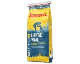 Сухой корм для собак с лишним весом Josera Light & Vital