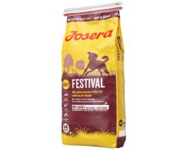 Сухой корм для собак с лососем и рисом Josera Dog Festival