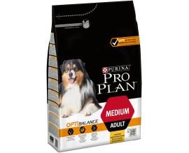 Корм для собак Pro Plan Optihealth Medium Adult Chiken