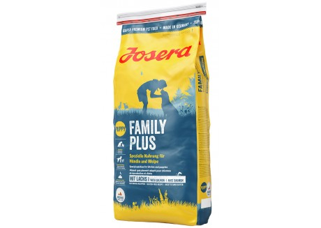 Сухой корм щенков и беременных сук Josera Family Plus