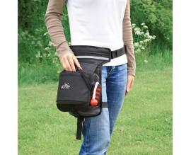 Сумка-пояс для дрессировки собак Trixie Dog Activity hip bag (28863)