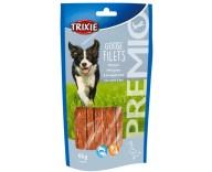 Лакомство для собак Trixie PREMIO Goose Filets филе гуся, 65 г (31809)