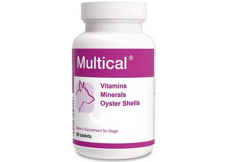 Витамины для собак Dolfos Multical, 90 табл
