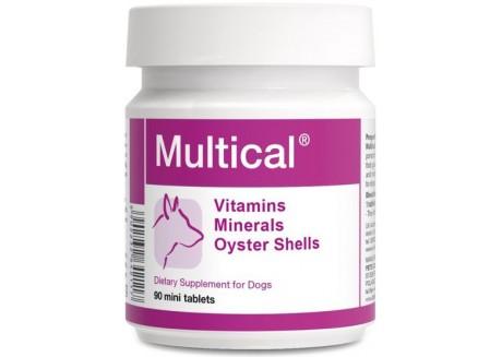 Витамины для собак Dolfos Multical mini, 90 табл