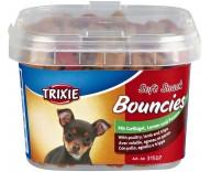 Витамины для собак Trixie Bouncies пластиковое ведро, 140 гр (31507)