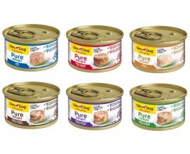 Влажный корм для собак GimDog LD Pure Delight, 85 гр