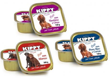 Влажный корм для собак KIPPY Dog