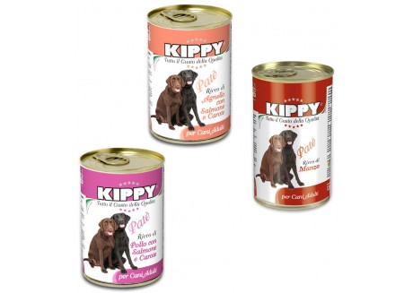 Влажный корм для собак KIPPY Dog, 400 гр