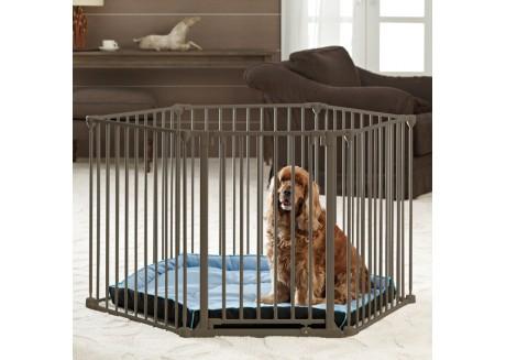 Вольер-манеж для щенков Savic Dog Park de luxe