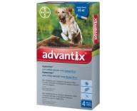 Защита от блох и клещей для собак более 25 кг BAYER Advantix, 1 пипетка