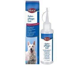 Зубной гель Trixie для собак и котов со вкусом мяса, 100 гр (25446)