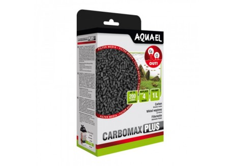 Активированный уголь Aquael CarboMax plus 1 л