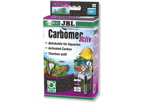 Активированный уголь JBL Carbomec activ, 400 гр