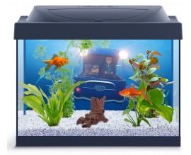 Аквариум для золотой рыбки Tetra PLAYMOBIL LED, 30 л (283664)