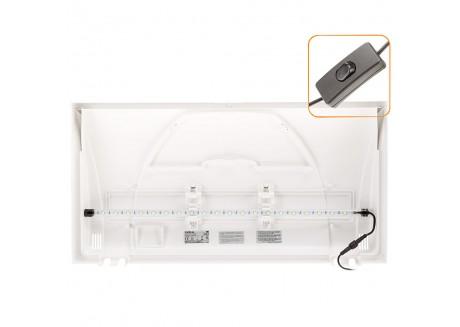 Аквариум Ferplast Capri 80 LED White 100 л (65018111)