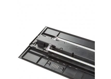 Аквариум Ferplast Dubai 100 LED Black 190 л (65036117)