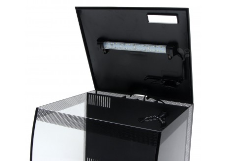 Аквариум Hagen Fluval черный FLEX 57 л (15007)