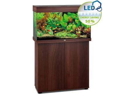 Аквариум Juwel RIO 125 LED коричневый (01750)