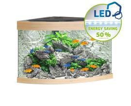Аквариум Juwel TRIGON 190 LED светлый дуб (16850)