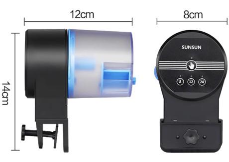 Автоматическая кормушка для рыб Sunsun AK-02