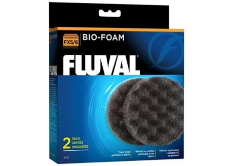 Био-губка для фильтров Fluval FX5/FX6, 2 шт (A239)