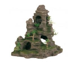 Декорация для аквариума Trixie Скала с пещерами 31 см (8859)