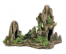 Декорация для аквариума Trixie Скала с пещерой 45 см (8855)