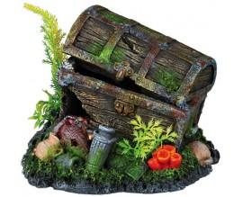 Декорация для аквариума Trixie Сундук с сокровищами 17 см (87813)