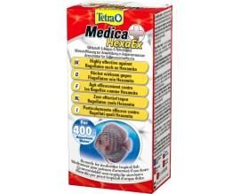 Для борьбы с эндопаразитами у рыб (дырочная болезнь) Tetra Medica HEXA-ex, 20 мл (204690)