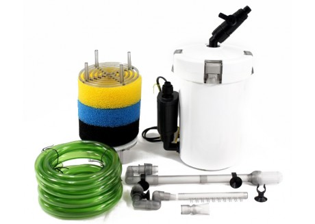 Фильтр для аквариума внешний SunSun HW-602B