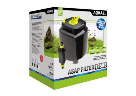Фильтр наружный для аквариума Aquael ASAP 1250E