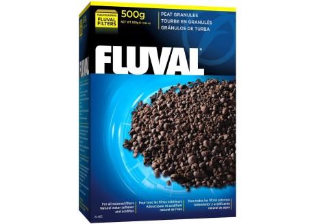 Гранулированный торф Fluval Peat Granules 500 гр (A1465)