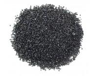 Грунт для аквариума Collar Черный песок 1-2 мм, 20 кг