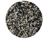 Грунт для аквариума Nechay ZOO черно-белый мелкий