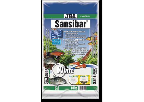 Грунт песок для аквариума JBL ЗАНЗИБАР белый 0,1-0,4 мм