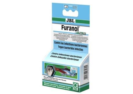 JBL FURANOL PLUS 250 – против бактериальных инфекций у аквариумных рыб (1007042)