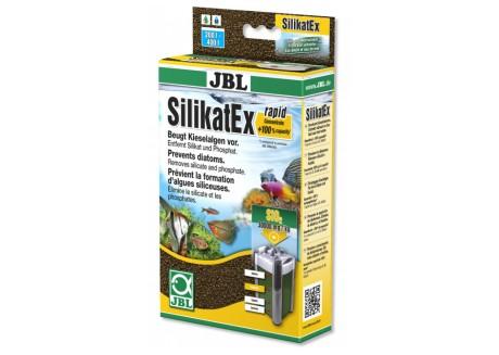 JBL SilicatEx Rapid – для удаления силикатов и борьбы с диатомовыми водорослями