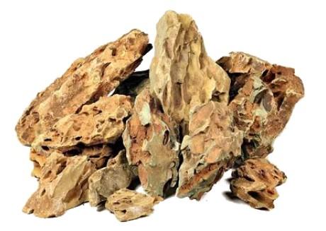 Камни для аквариума Aquael Dinosaur bone (246309) 1 кг