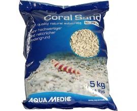 Коралловая крошка Aqua Medic Coral Sand 10-29 мм, 5 кг