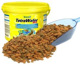 Корм для рыбок на развес Tetra Wafer Mix 200 мл (100 грамм)