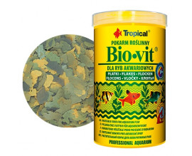Корм для всех аквариумных рыб Tropical Bio-vit