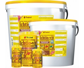 Корм для всех аквариумных рыб Tropical Ichtio-vit