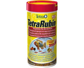 Корм для всех аквариумных рыбок, усиливающий окрас Tetra RUBIN