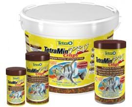 Корм в виде чипсов для всех аквариумных рыбок Tetra MIN Crisps