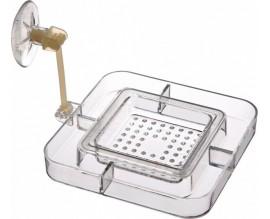 Кормушка для аквариума Trixie квадратная (8056)