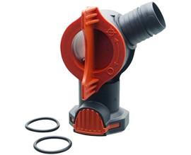 Краник/клапан Hagen Aqua Stop для аквариумного фильтра Fluval FX6 (A20216)